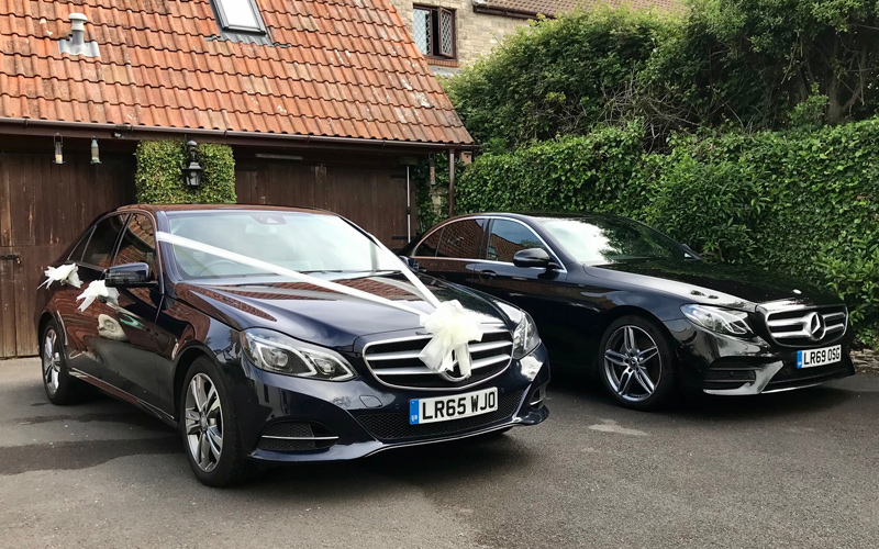 Extra Mile Wedding and Chauffeur Cars