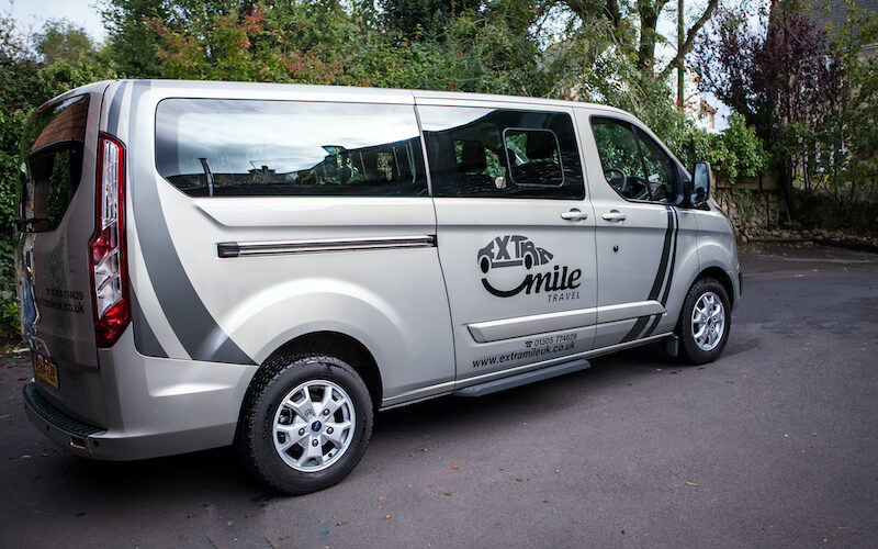 Group Travel Ford Tourneo-800