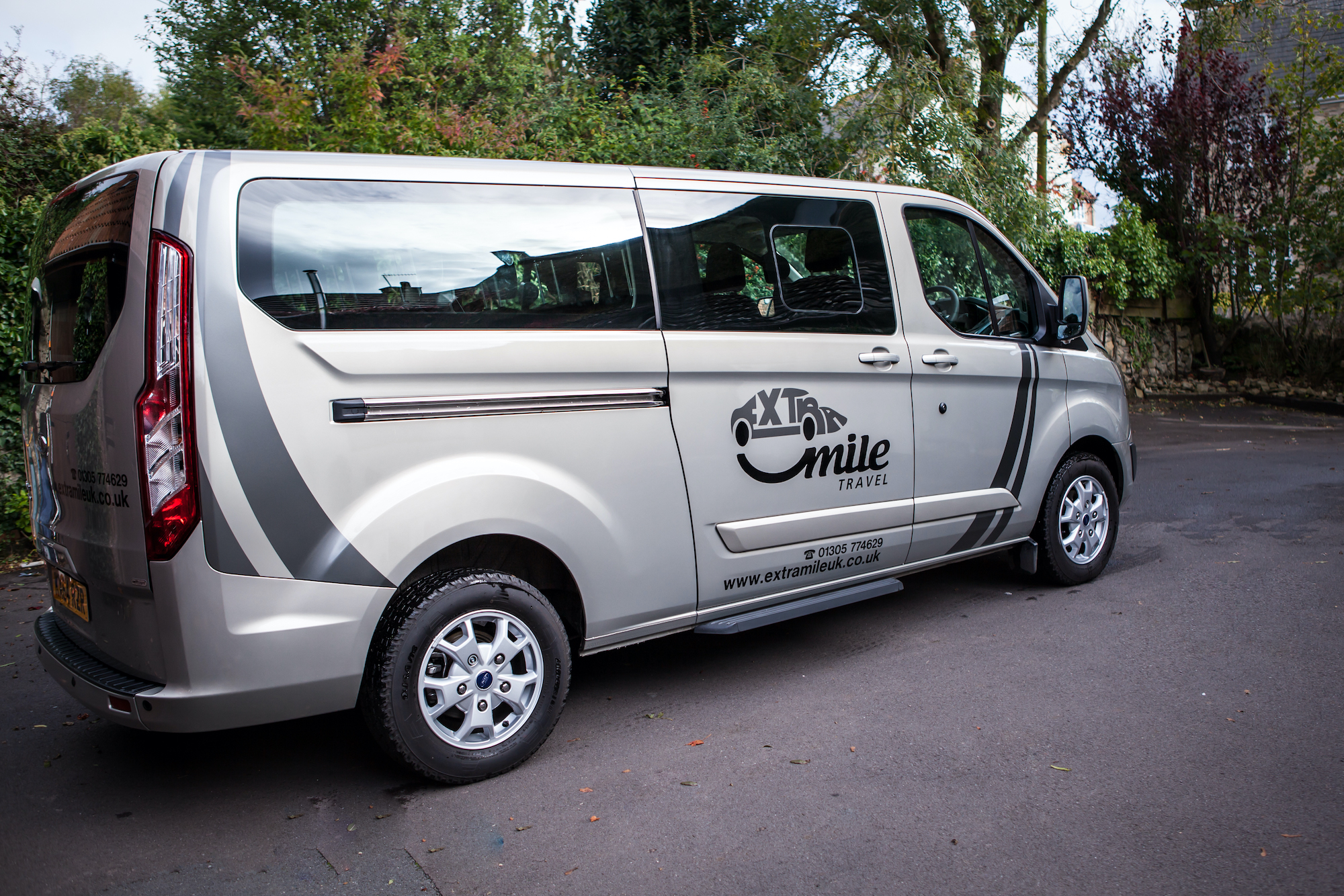 Group Travel Ford Tourneo